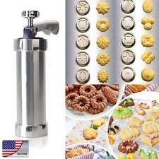 kitchen gun biscuit machine cookie diy maker press mold kitchen tools supplies