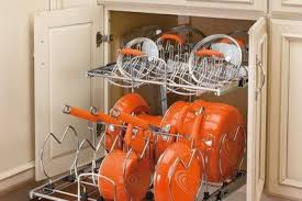kitchen pan storage ideas 30 kitchen pots and pans storage solutions pot pan small kitchen
