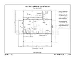 Pole Barn With Apartment Plans The Caretaker Barn With Living Quarters Barn Apartment Barn Pros