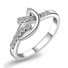 best wedding ring designs silver design engagement ring with zircon for women jewelry