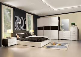 how to decorate the bedroom at contemporary style with home