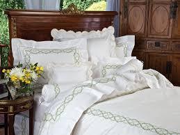 trousseau fine bed linens luxury bedding italian bed linens