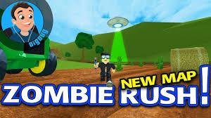 Roblox Maps There U0027s An Awesome New Map In Roblox Zombie Rush Farm Map With