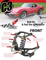 c3 corvette suspension upgrade products category 1968 1979 c3 corvette coil