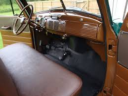 Chevy Truck Interior Interior Wood Leather U0026 Carpet Restorations Doane Motorwerks