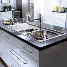 Manhattan  Bowl Stainless Steel Sink - Rangemaster kitchen sinks