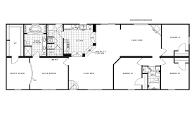 Clayton Manufactured Home Floor Plans Manufactured Home Floor Plan Clayton Jamestown Jat Uber Home