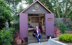 she sheds offer an extra room of her own the sacramento bee