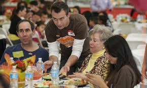 season of giving 2013 begins with thanksgiving charity events in