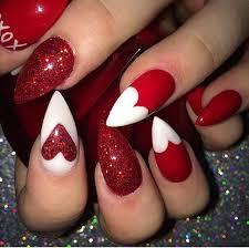 imagenes uñas para decorar ideas fáciles y modernas para decorar uñas en san valentín 2017