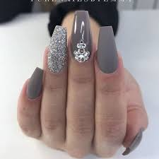imagenes de uñas acrilicas fresh fresh ideas to make glitter acrylic nails for this winter
