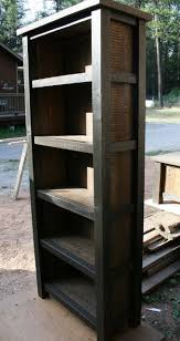 Small Rustic Bookcase 19 Best Bookstand Images On Pinterest Rustic Bookcase Bookcases