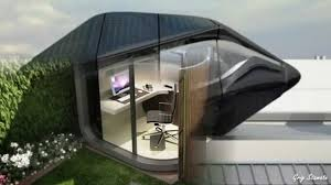 modern pod house designs nano homes youtube