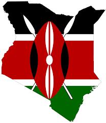 Kenya Africa Map by Kenya Flag Map Large Map Cross Stitch World Pinterest Kenya