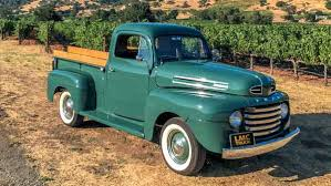 1950 ford up truck fix er up 1950 ford f1 lmc truck