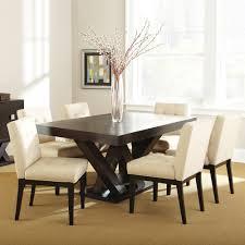 cherry dining room set dining room set in dark espresso cherry tf500tn 7 set at beyond