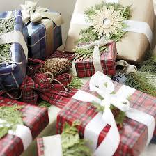 christmas plaid wrapping paper suzanne kasler plaid gift wrap set of 2 rolls ballard designs