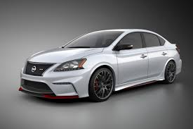 nissan sentra super saloon nissan sentra nismo concept the official story on 240hp 1 8 liter