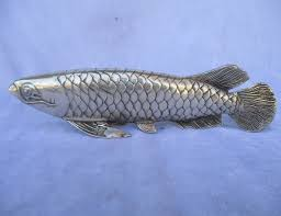 Fish Decor For Home Online Get Cheap Fish Metal Sculpture Aliexpress Com Alibaba Group