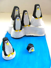 jumble tree penguins join the party