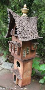 fairy house pictures the tower beneath ferns fairy gardens house miniature scale tower beneath the ferns