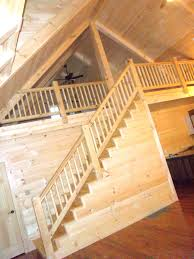 interior stair railing railings loft stack connected haammss