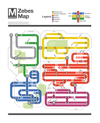 Path Subway Map by Artist Turns Classic Video Games Into Subway Maps Curbed
