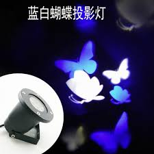 Holiday Light Projector Christmas Lights by Outdoor Holiday Xmas Moving Butterfly Laser Led Landscape Light