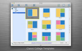photo collage maker collagefactory free on the mac app store