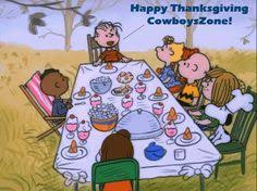 dc4l happy thanksgiving food family football cowboys