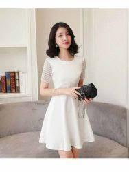dress pesta toko baju wanita dress korea cantik dress pesta model