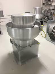 Kitchen Exhaust Fan Ventilation Direct Centrifugal Upblast Exhaust Fan