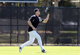 Aaron Judge Made His Mlb Debut In Center Field - what to make of yankees aaron judge playing center field in spring