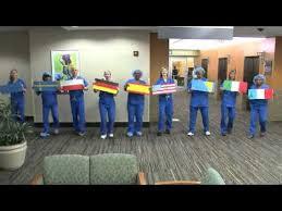 1 Barnes Jewish Hospital Plaza Nurses Week At Barnes Jewish Hospital 2014 Youtube