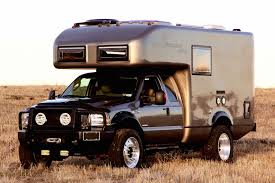chevy earthroamer adventurous vehicles made for camping