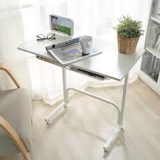 Bedside Table Desk Simple Lazy Movable Lift Laptop Desk Bed Bedside Table Study
