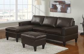 small sectional leather sofa facil furniture