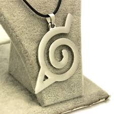 naruto pendant necklace images Anime necklaces naruto uzumaki chain konoha pendant wind jpg