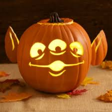 toy story alien pumpkin carving pictures photos images
