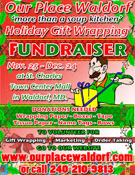 christmas wrapping paper fundraiser gift wrap fundraiser our place waldorf