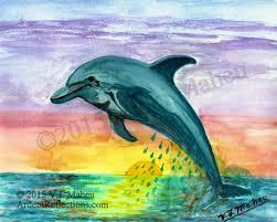 dolphin home decor dolphin wall art print dolphin dolphin art print dolphin home art