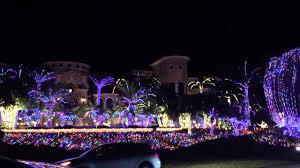 va beach christmas lights jensen beach fl mansion christmas lights youtube