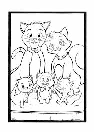 aristocats coloring monsters color disney coloring