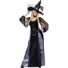 Halloween Costumes Fun Gothic Maiden Witch Halloween Costume Walmart