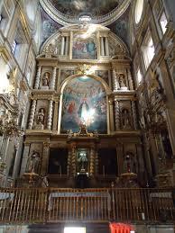 new spain baroque architecture