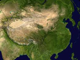 Map Of The Great Wall Of China by China Maps Map Of China China Map In English China City And