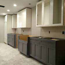 Two Toned Kitchen Cabinets As Kitchen Cabinet Kitchen Design Ideas 2016 Grey Kitchen Cabinets