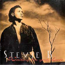 stevie b waiting for your cd album at discogs