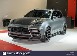 mansory cars 2015 frankfurt international motor show iaa 2015 porsche cayenne by