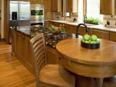 kitchen island breakfast bar kitchen islands with breakfast bars hgtv